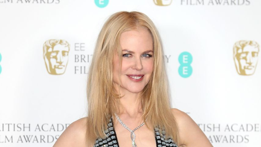 Nicole Kidman bei den BAFTA AWARDS 2017