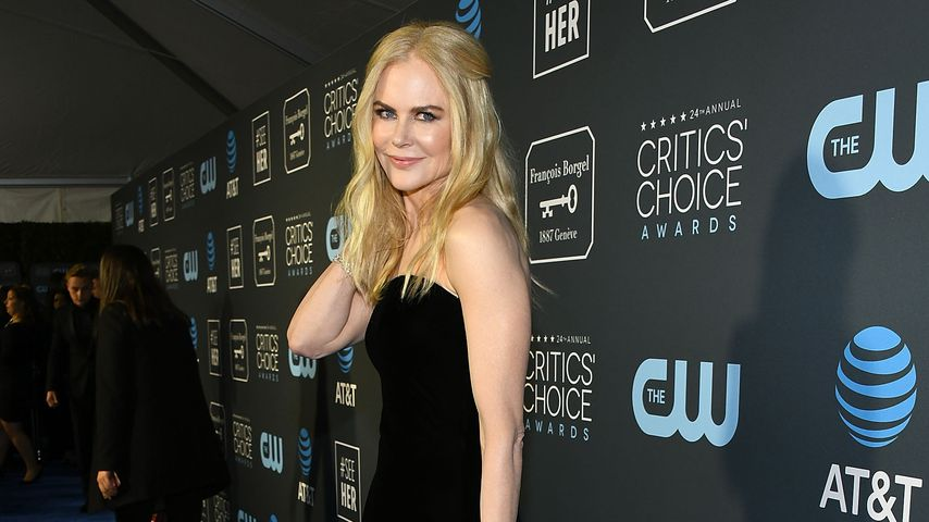 Nicole Kidman bei den Critics' Choice Awards