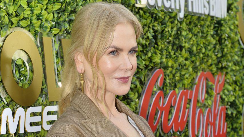 Nicole Kidman auf einem Pre-Event der Golden Globes 2020