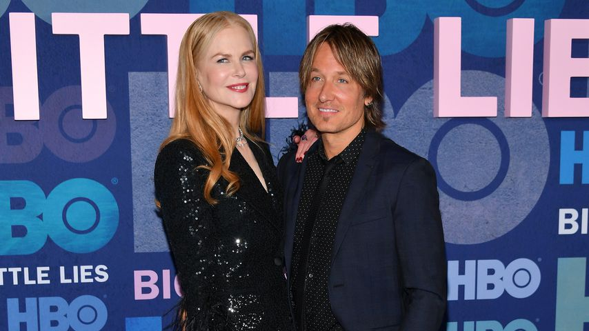 Nicole Kidman und Keith Urban im Mai 2019