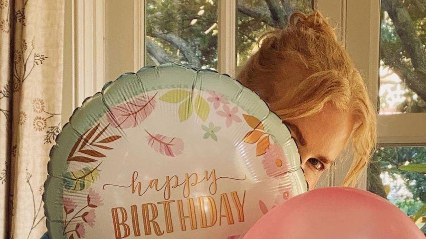 Nicole Kidman an ihrem 53. Geburtstag, 2020