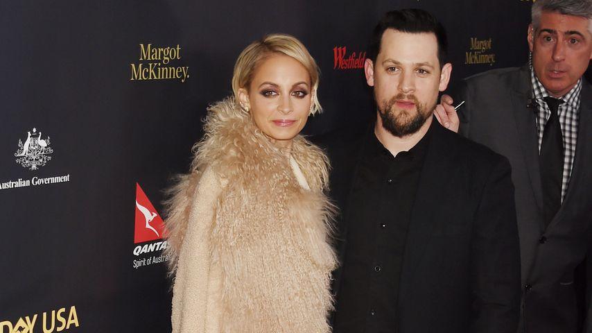 Nicole Richie und Ehemann Joel Madden