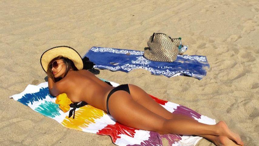 Sexy Urlaubsgrüße: Nicole Scherzinger zeigt ihren Traum-Body