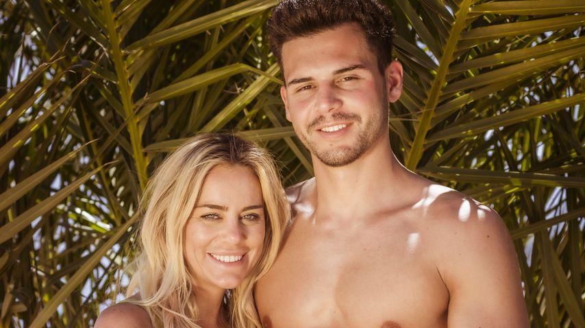 """Nicole und Dennis bei """"Love Island"""" 2021"""