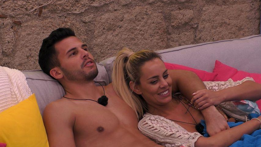 """Die """"Love Island""""-Teilnehmer Nicole und Dennis"""
