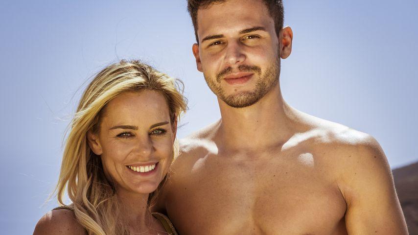 """Nicole und Dennis, """"Love Island""""-Teilnehmer 2021"""