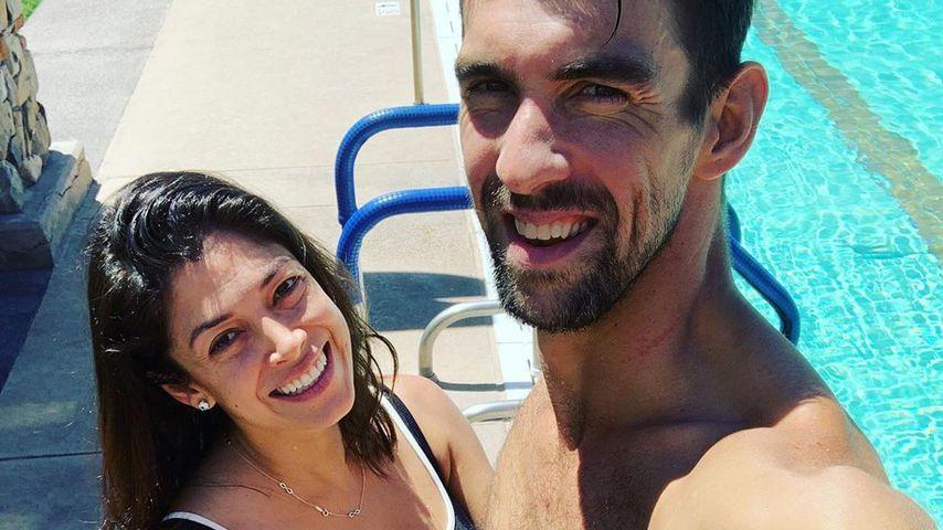 Nicole und Michael Phelps
