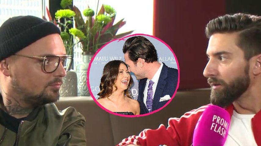 Bachelor-Paar ist TV-Lüge: Darum sind sich Nik & Sebi sicher