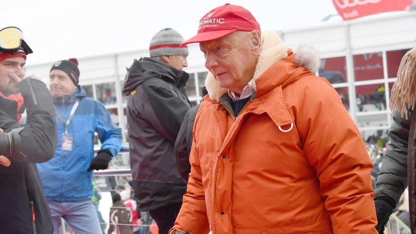 Niki Lauda, 2018 in Österreich