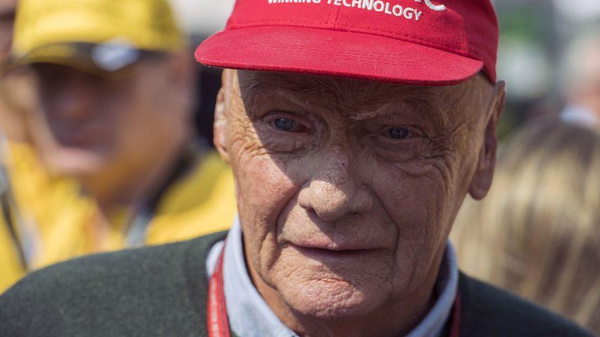 Niki Lauda: Erbt seine Familie eine halbe Milliarde Euro?
