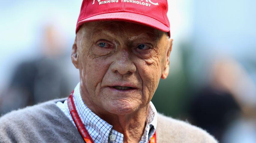 Nach angeblicher Lebensgefahr: Niki Lauda raus aus Koma?