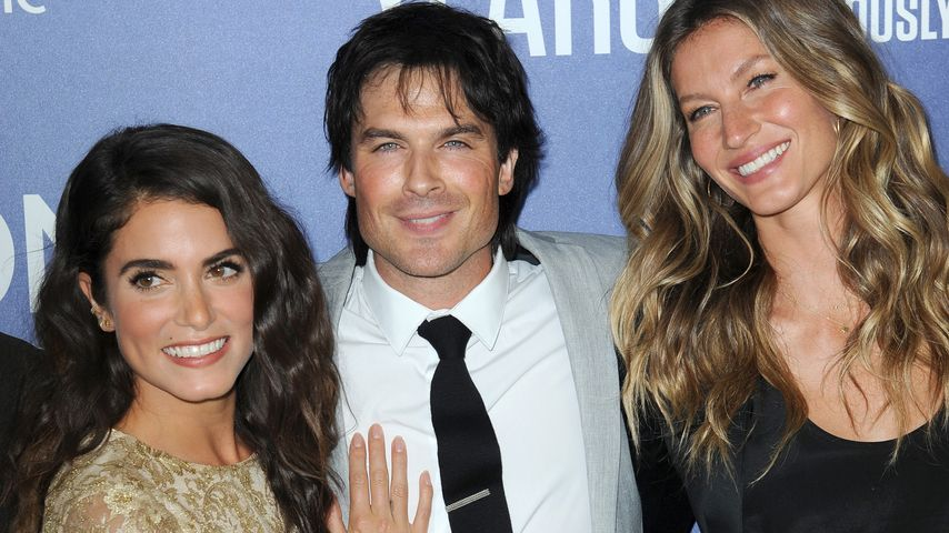 "Nikki Reed, Ian Somerhalder und Gisele Bündchen ""American Museum of Natural History"" in New York"