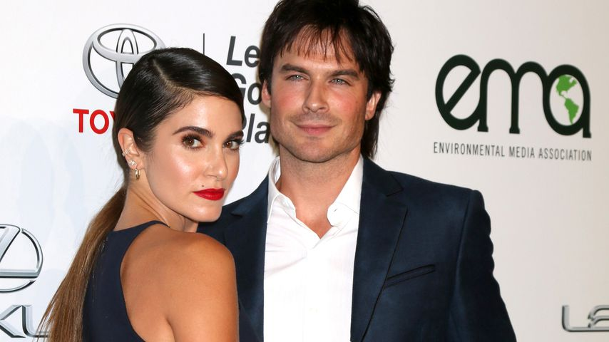 Nikki Reed & Ian Somerhalder bei den 26. Environmental Media Awards
