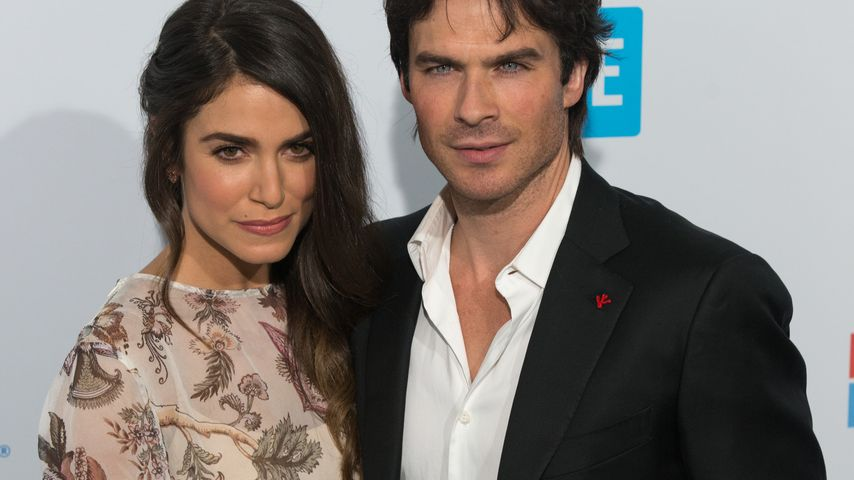 "Nikki Reed und Ian Somerhalder beim ""WE Day California"" in L.A."