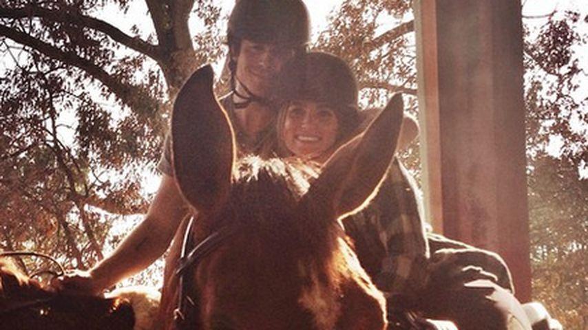 """Ian Somerhalder & Nikki Reed zeigen ihre """"Kinder"""""""