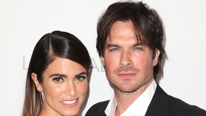 Nikki Reed und Ian Somerhalder bei den 24. Elle Women in Hollywood Awards