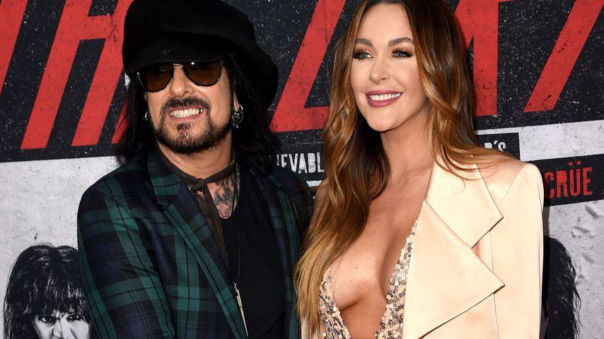 Mötley Crüe-Bassist Nikki Sixx (60) ist wieder Papa geworden