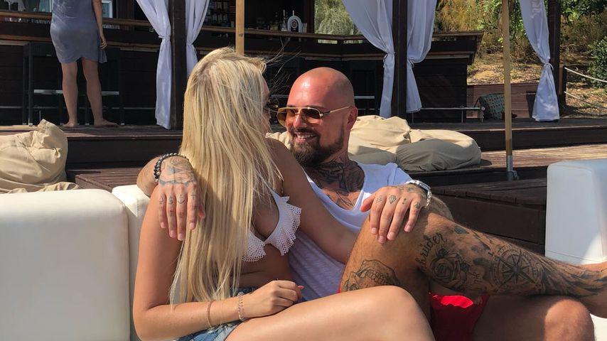 Jessica Neufeld und Niklas Schröder im Portugal-Urlaub