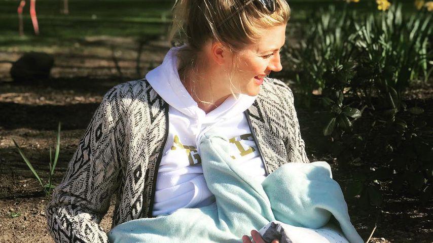 Nina Bott und ihr Sohn Lio