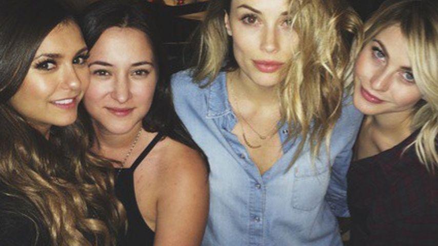 Nina Dobrev: So läuft der perfekte Mädelsabend ab