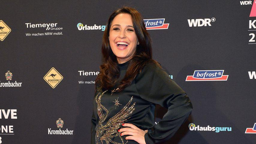 """Nina Moghaddam bei der """"1Live Krone"""" 2018"""
