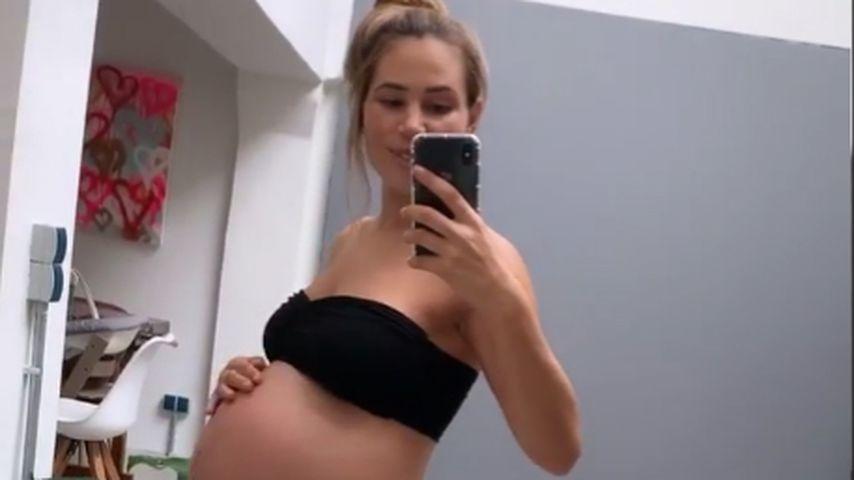 "Schwangerschafts-Endspurt: ""Krass Schule""-Nina hat Senkwehen"