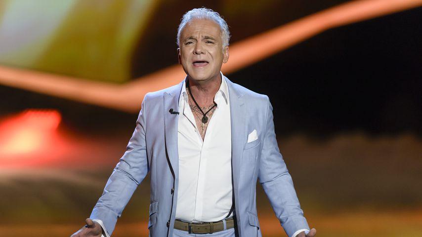 "Nino de Angelo bei ""Willkommen bei Carmen Nebel"""