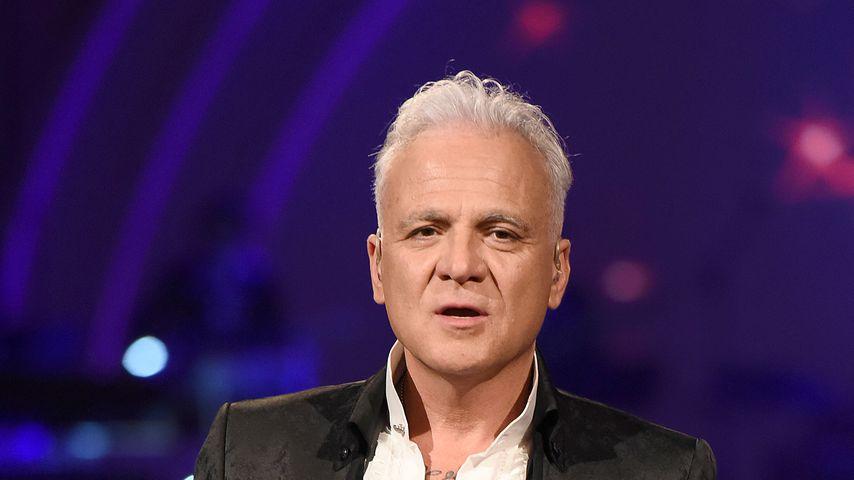 Nino de Angelo nach einem TV-Auftritt im April 2017