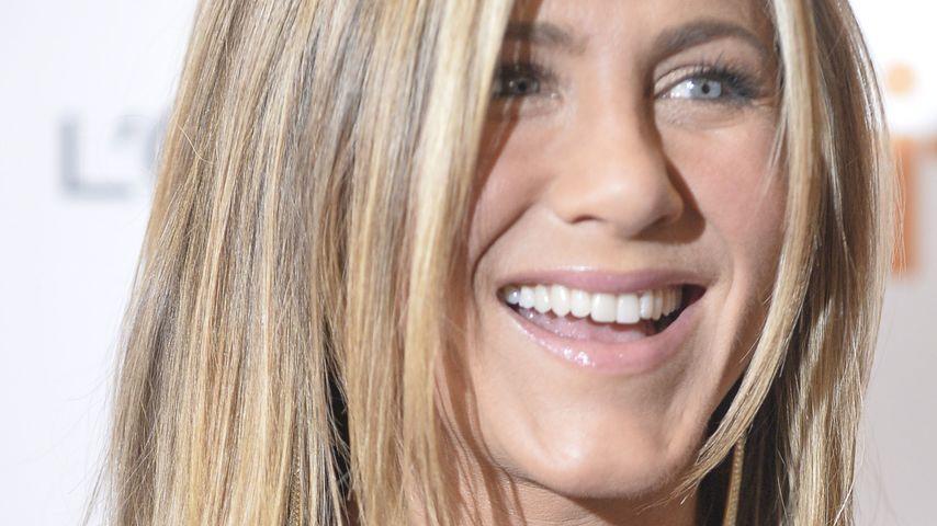 Mal wieder...: Irre Schwanger-Gerüchte um Jen Aniston (47)