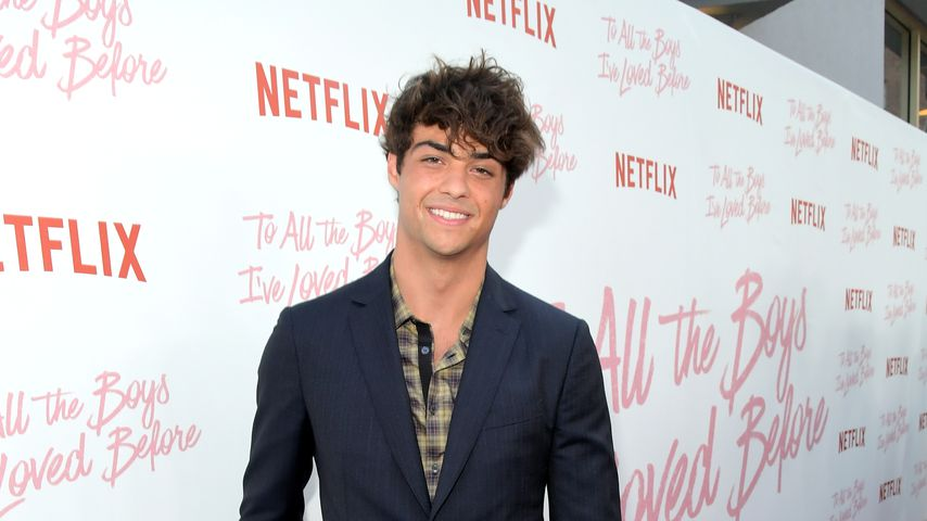 """To All the Boys I've Loved Before""-Star Noah Centineo, August 2018"