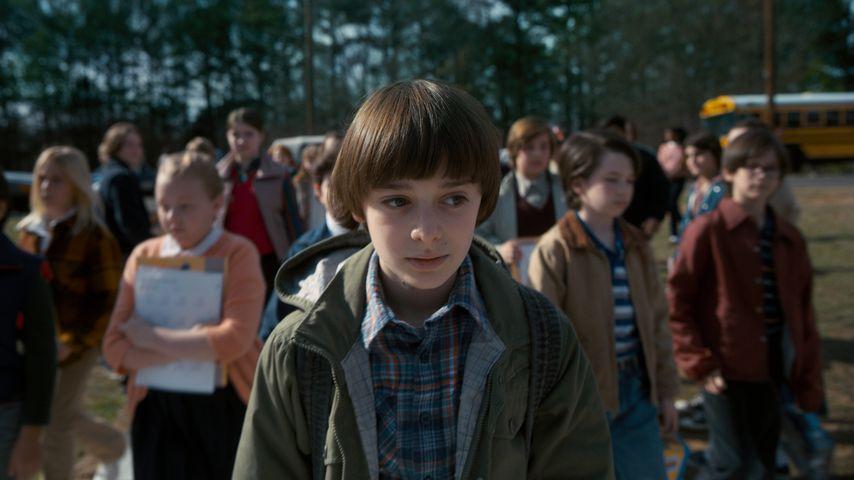 """Noah Schnapp als Will in """"Stranger Things"""""""