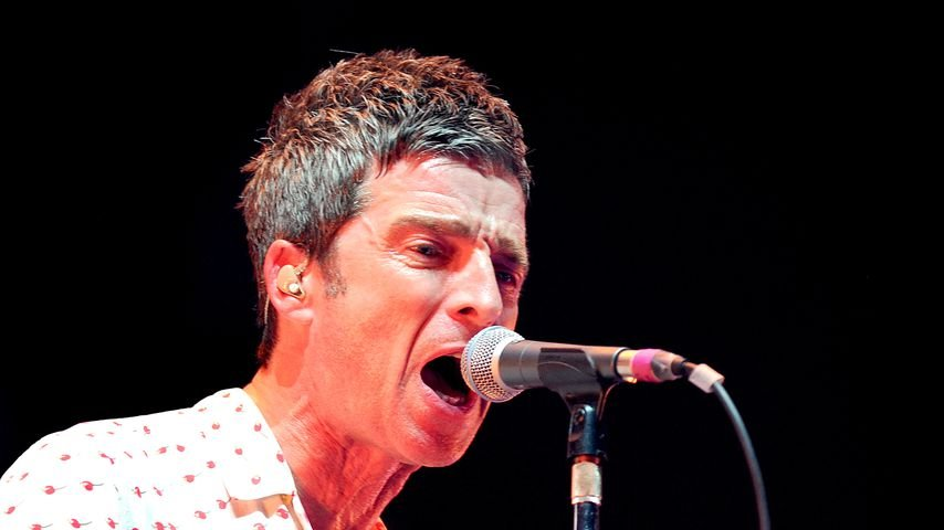 Noel Gallagher im September 2017 in Manchester