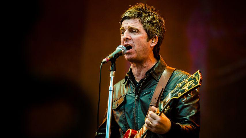 Noel Gallagher im März 2016 in São Paulo