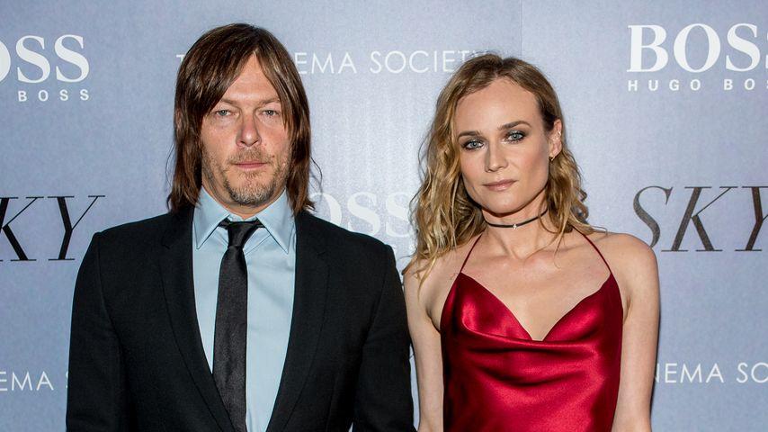 "Diane Kruger: Liebes-Besuch bei ""Walking Dead""-Norman?"