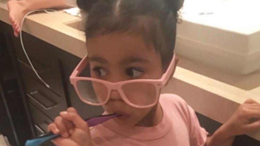 Kim Kardashians Tochter North West