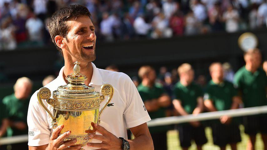 Nach Serena: Auch dieser Tennis-Star ist im Baby-Glück!