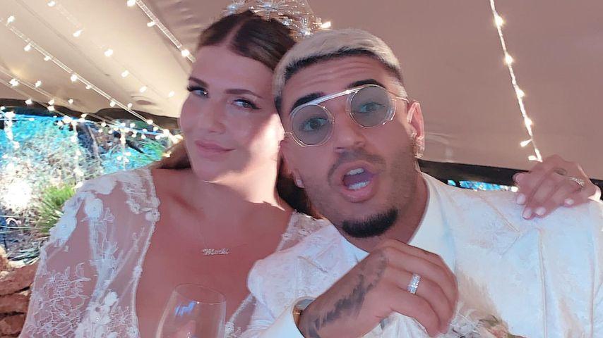 Novalanalove und ihr Ehemann DJ Yeezy