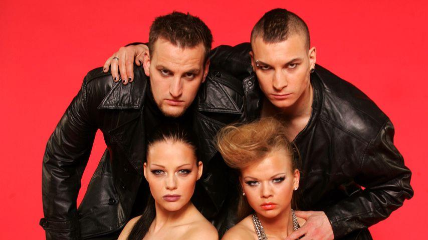 """Nu Pagadi, """"Popstars""""-Band"""