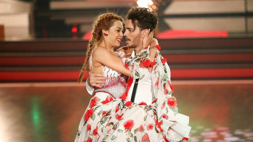 """Oana Nechiti und Bela Klentze bei """"Let's Dance"""" 2018"""
