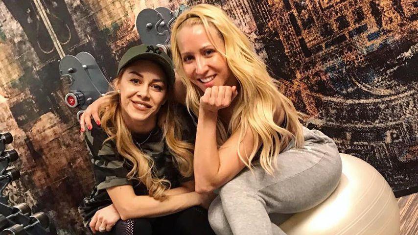 Oana Nechiti und Kathrin Menzinger, Tänzerinnen