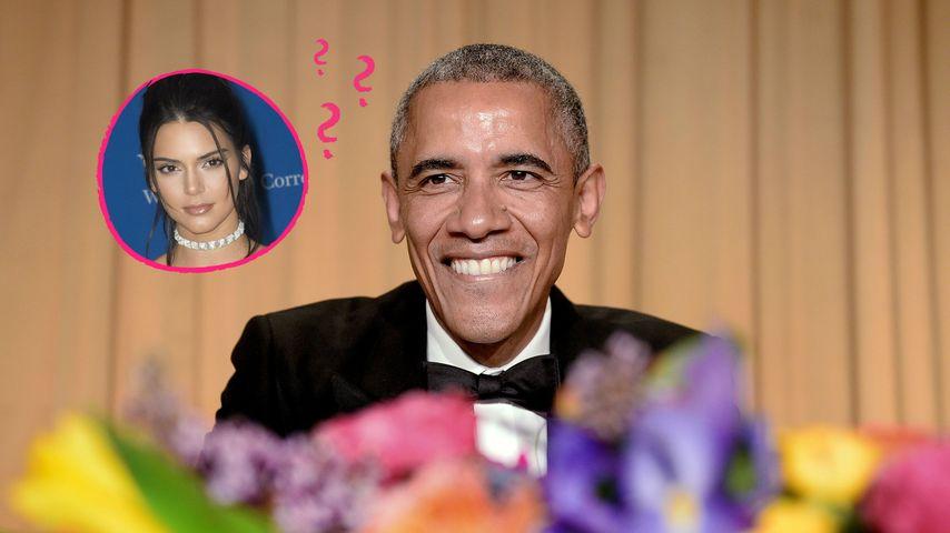 Obama witzelt über Kendall Jenner: Was macht die überhaupt?