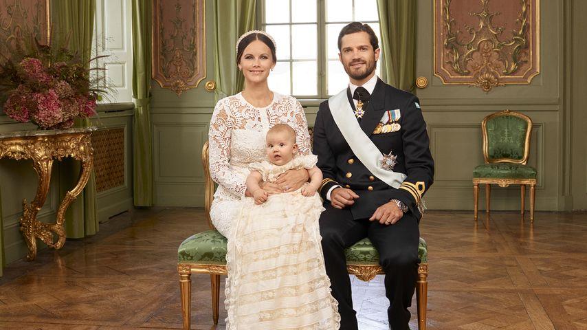 Prinz Alexander so süß: Die offiziellen Taufbilder sind da!