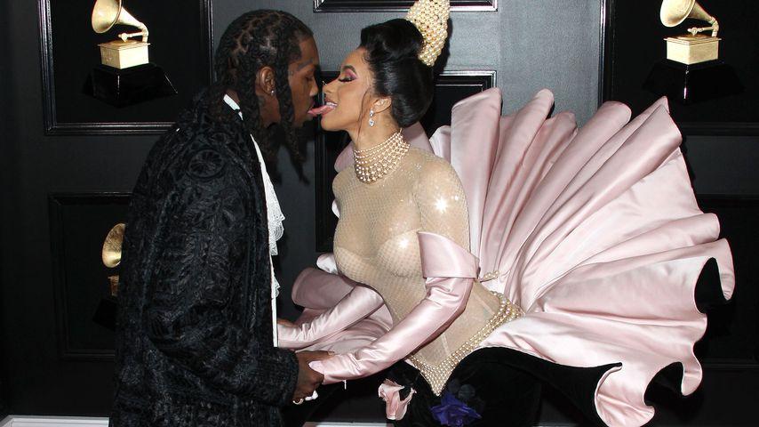 Offset und Cardi B bei den Grammy Awards