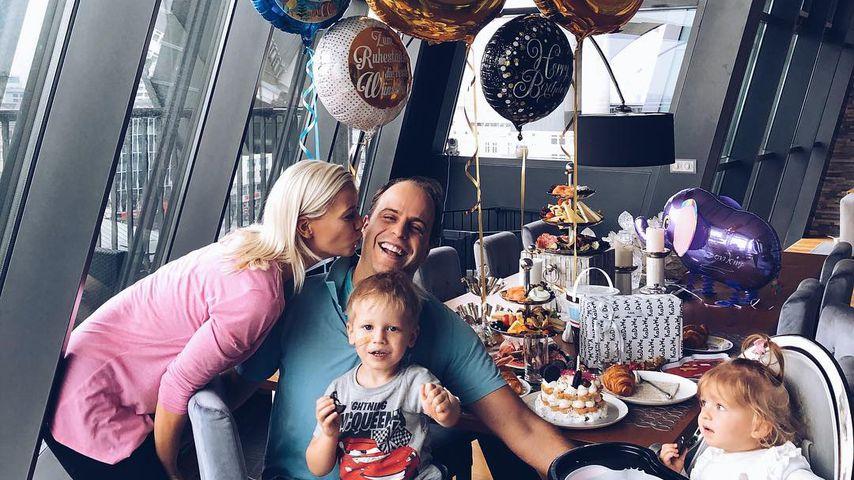 """""""Liebe meines Lebens"""": So gratuliert Oksana ihrem Daniel!"""