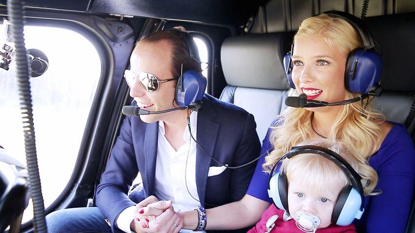 DSDS-Oksana Kolenitchenko: Ihr Sohn Milan (1) wird TV-Star!