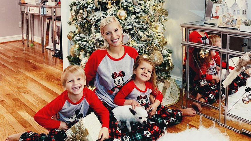 Oksana Kolenitchenko mit ihren Kids