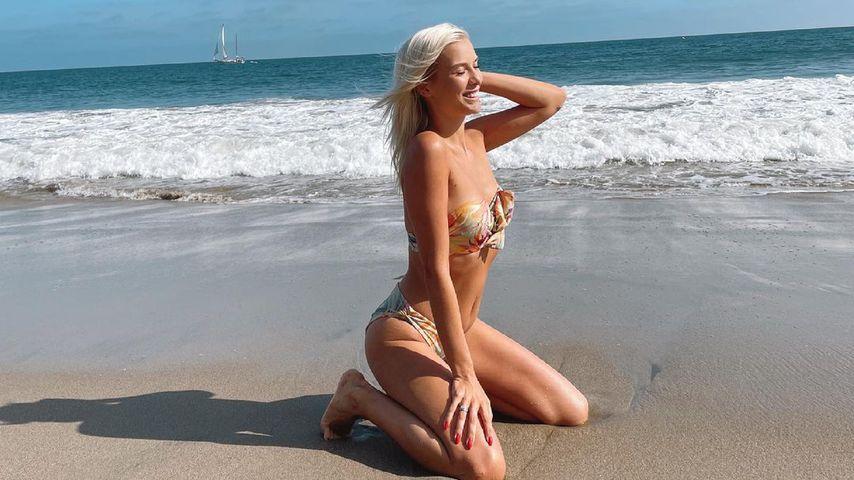 Oksana Kolenitchenko im Mai 2021
