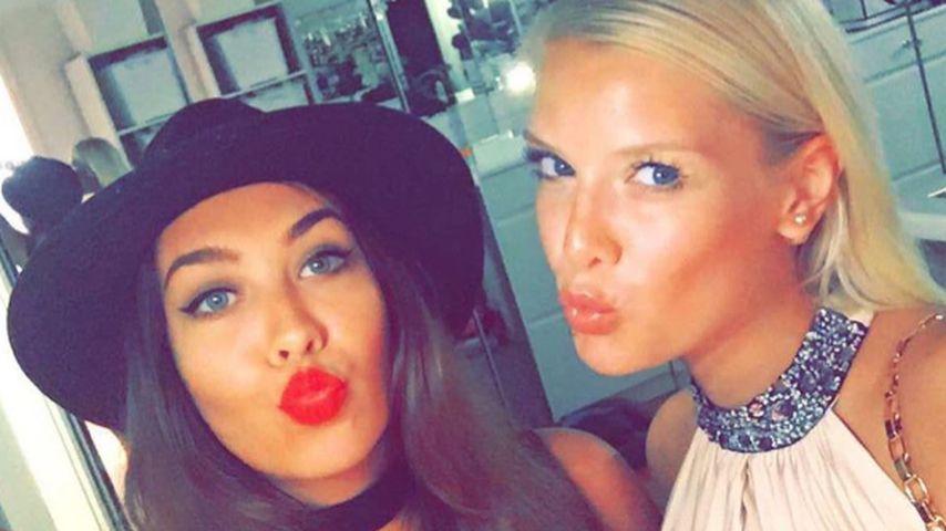 Die gleichen Augen! DSDS-Oksana zeigt ihre hübsche Schwester
