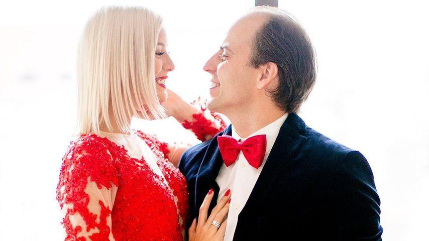 Oksana und Daniel Kolenitchenko, Dezember 2019