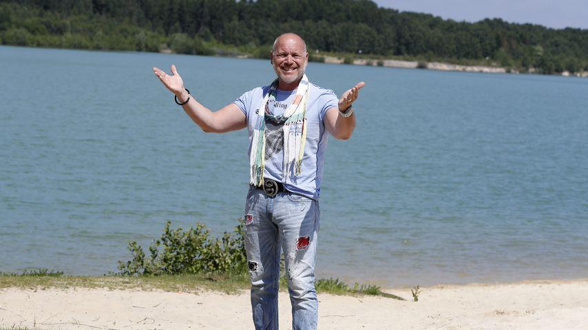 Olaf Henning, Sänger